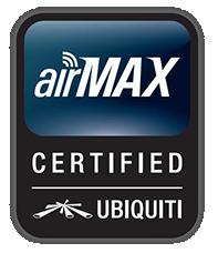 Ubiquti Airmax Certified