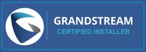 Instalador certificado Grandstream